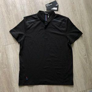 NWT Men's BMW polo shirt
